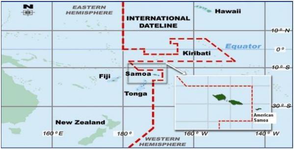 Understanding The Concept Of International Date Line