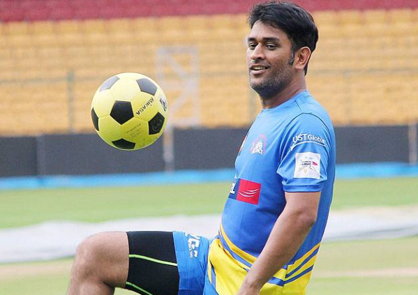 captain cool ms dhoni joins isl as chennaiyin fc co owner