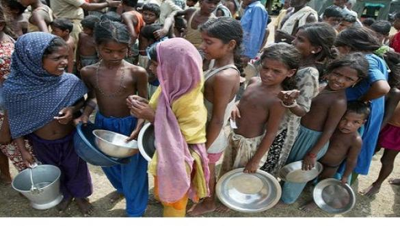 Poverty In India Second Worst In South Asia As Above Percent Of - Worst poverty in the world