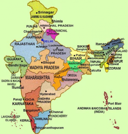 Birth of Indian States In Chronicle Order